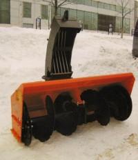 Снегоотбрасыватель. Модель 1500
