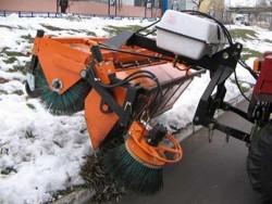 Подметательно-уборочная машина AGATA