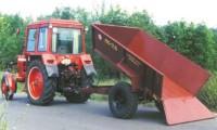 Грабли ГВР-420