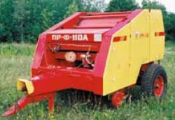 Пресс-подборщик ПРФ-110А