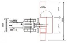 Платформа навесная БЛ-06