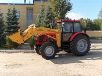 Бульдозер-погрузчик БЛ-750