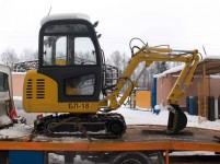 Мини экскаватор БЛ-18
