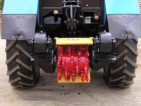 Фреза дорожная для ямочного ремонта БЛ-400 (8047А, ДЭМ-121)