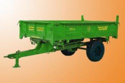 Полуприцеп тракторный универсальный ПТУ - 4