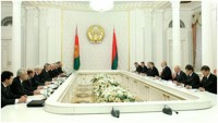 Василий Голубев и Александр Лукашенко обсудили вопросы сотрудничества Дона и Беларуси.
