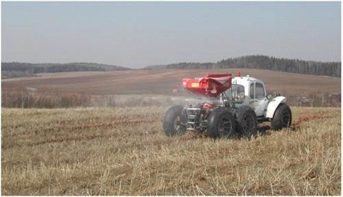 Агротехнический комплекс «Роса-05» в хозяйствах  способен увеличить объем выполняемых работ до 15000-18000 га