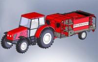 Модуль лесопожарный прицепной МЛПП 2.5-6.5.1