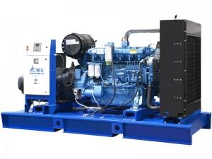 Дизельный генератор ТСС Baudouin АД-160С-Т400-1РМ9 от ГК ЕвроРесурс