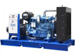 Дизельный генератор ТСС Baudouin АД-200С-Т400-1РМ9 от ГК ЕвроРесурс, в нем используется дизельный двигатель Baudouin 6M16G275/5e2