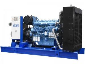 Дизельный генератор ТСС Baudouin АД-400С-Т400-1РМ9 от ГК ЕвроРесурс