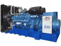 Дизельный генератор ТСС Baudouin АД-600С-Т400-1РМ9 от ГК ЕвроРесурс