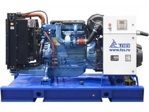 Дизельный генератор ТСС Baudouin АД-60С-Т400-1РМ9