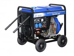 Дизельный сварочный генератор TSS DW-200