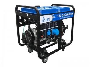 Дизель генератор TSS SDG 5000EH