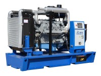 Дизельный генератор ТСС АД-100С-Т400-1РМ4
