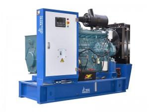 Дизельный генератор ТСС Doosan АД-100С-Т400-1РМ17