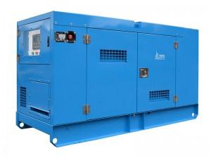Дизельный генератор ТСС АД-30С-Т400-1РКМ5 Проф в шумозащитном кожухе