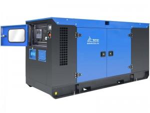 Дизельный генератор ТСС АД-35С-Т400-1РКМ7 АД-35С-Т400-1РКМ7 Проф в шумозащитном кожухе