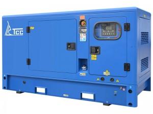 Дизельный генератор ТСС АД-36С-Т400-1РКМ5 Проф в шумозащитном кожухе