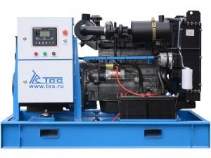 Дизельный генератор ТСС Стандарт АД-30С-Т400-1РКМ11 в шумозащитном кожухе