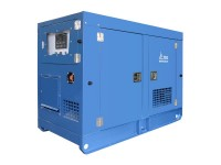 Дизельный генератор ТСС Стандарт АД-30С-Т400-1РПМ10 в погодозащитном кожухе