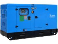 Дизельный генератор ТСС Стандарт  АД-40С-Т400-1РКМ11 в шумозащитном кожухе