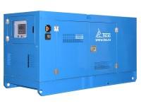 Дизельный генератор ТСС Стандарт АД-40С-Т400-1РКМ19 в шумозащитном кожухе